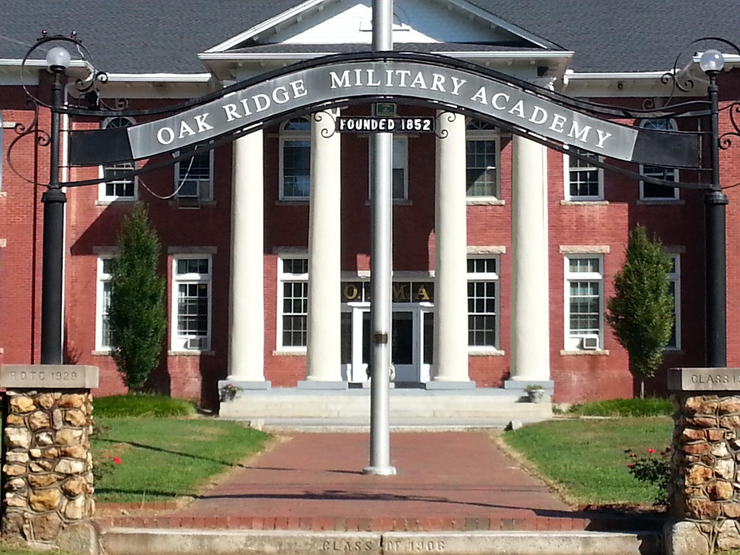 Oak Ridge Military Academy 2