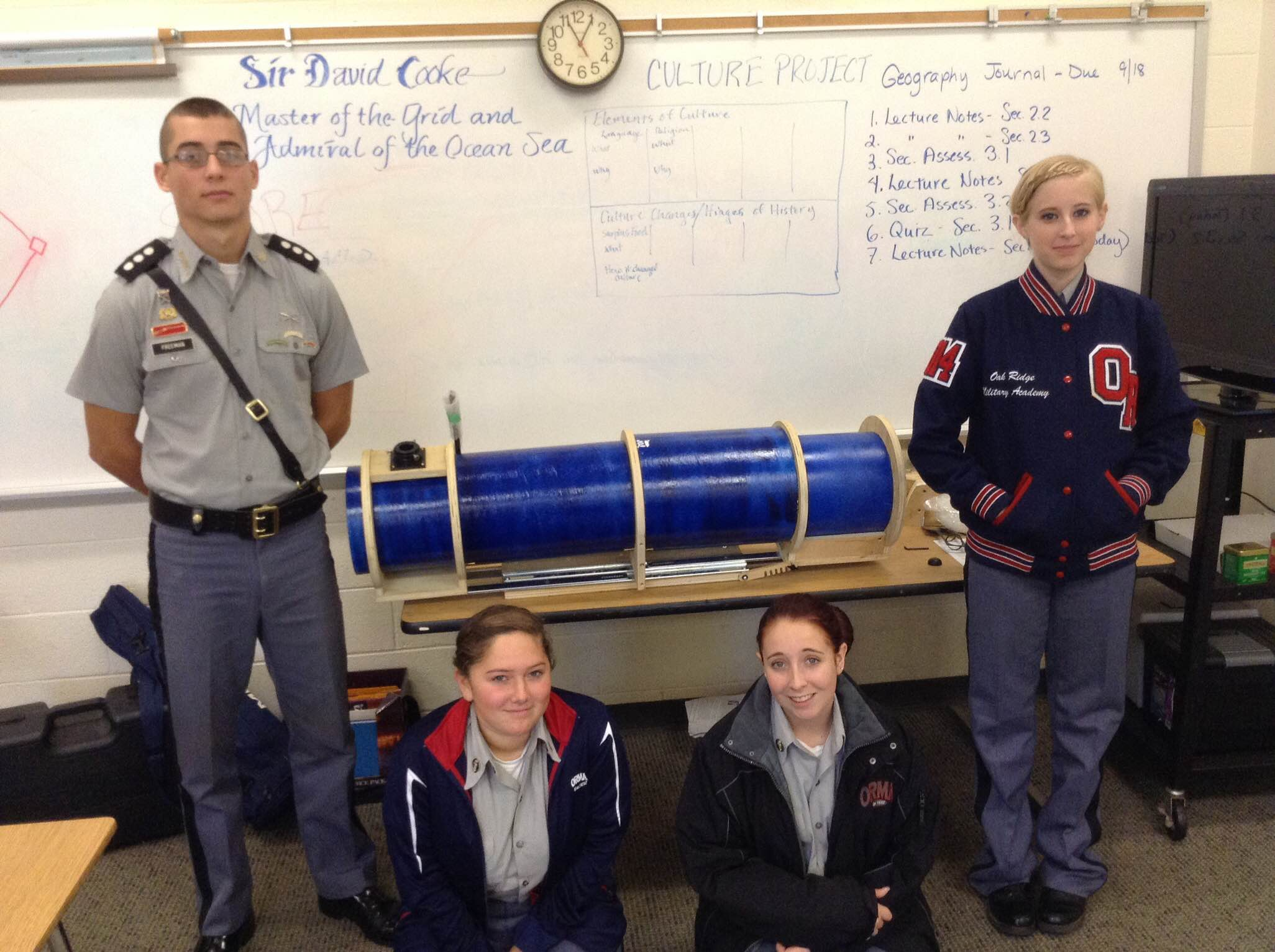 Oak Ridge Military Academy 3