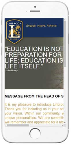 Linbrook School - Tuition Details