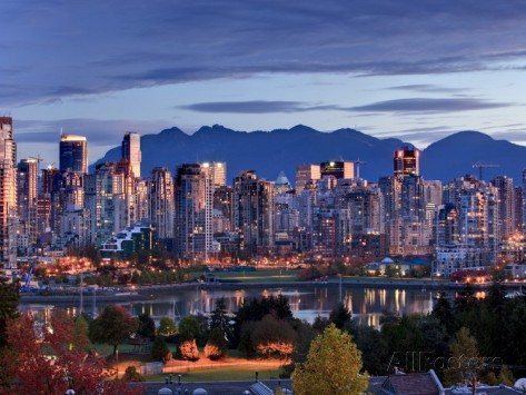 Study in Canada - Vancouver, B.C