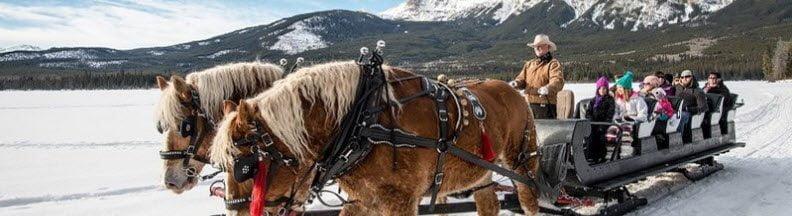 Study in Canada - Jasper in January Festival
