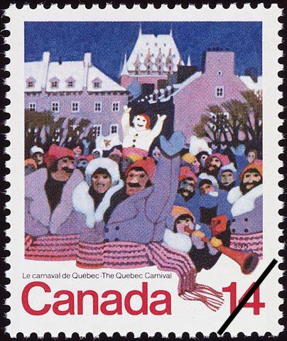 Study in Canada - La Carnivale de Québec