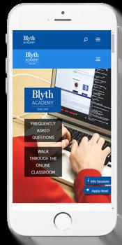 Blyth Academy - Admissions