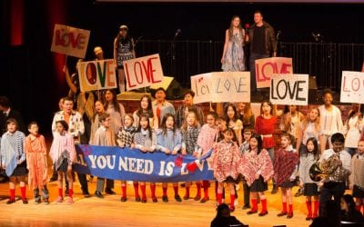 Kells Academy Across the Universe Spring Concert, Exploring the Songs of the Beatles