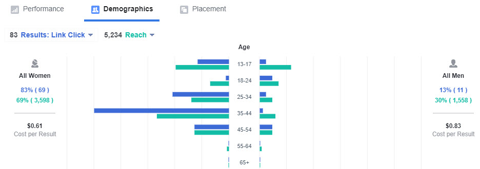 FB Demographics
