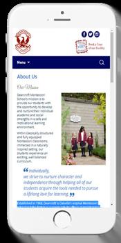Dearcroft Montessori School - Admissions