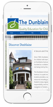 The Dunblaine School - Admissions Information