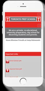 Toronto Prep School - Admissions Info