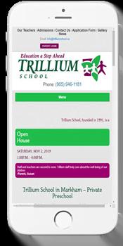 Trillium School - Admissions