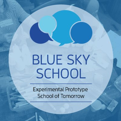 Blue Sky School logo