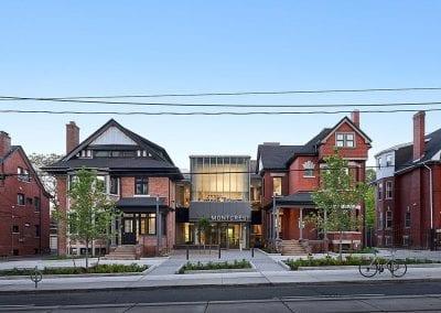 New facilities at Montcrest School in Toronto