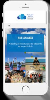 Blue Sky School - Admissions