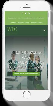 WIC - Admissions Info