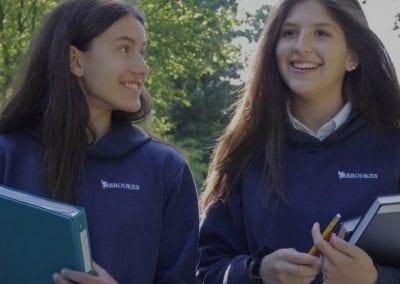 Brookes Westshore students