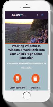 Boundless School - Programs