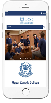 Upper Canada College - Admissions Info