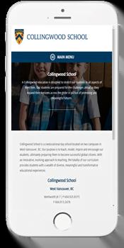 Collingwood School - Admissions Information