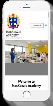 MacKenzie Academy - Admissions Information