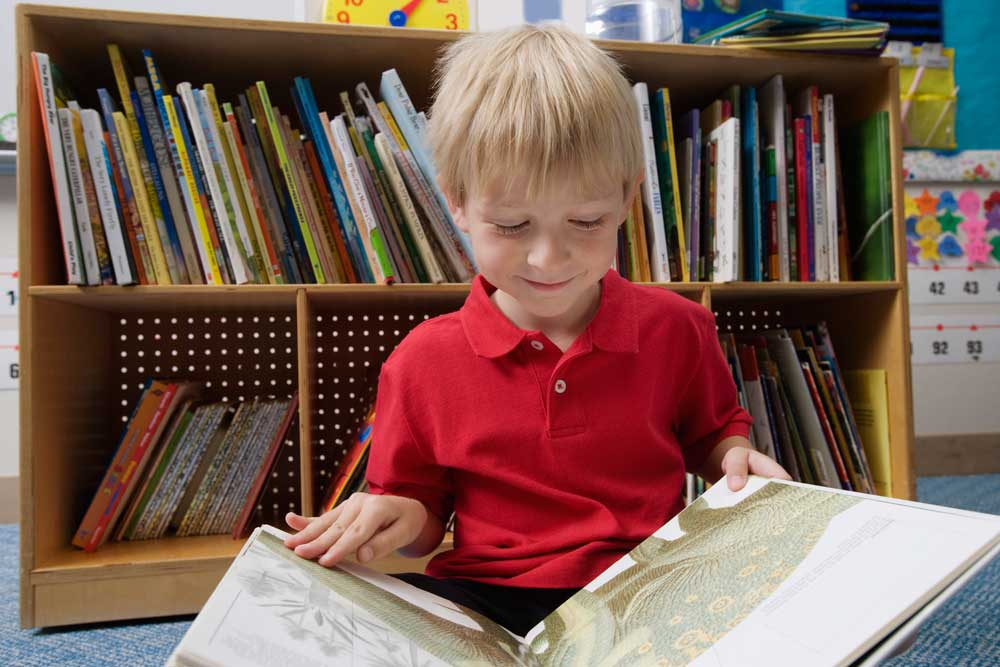 Gifted kids have an extensive and vast vocabulary
