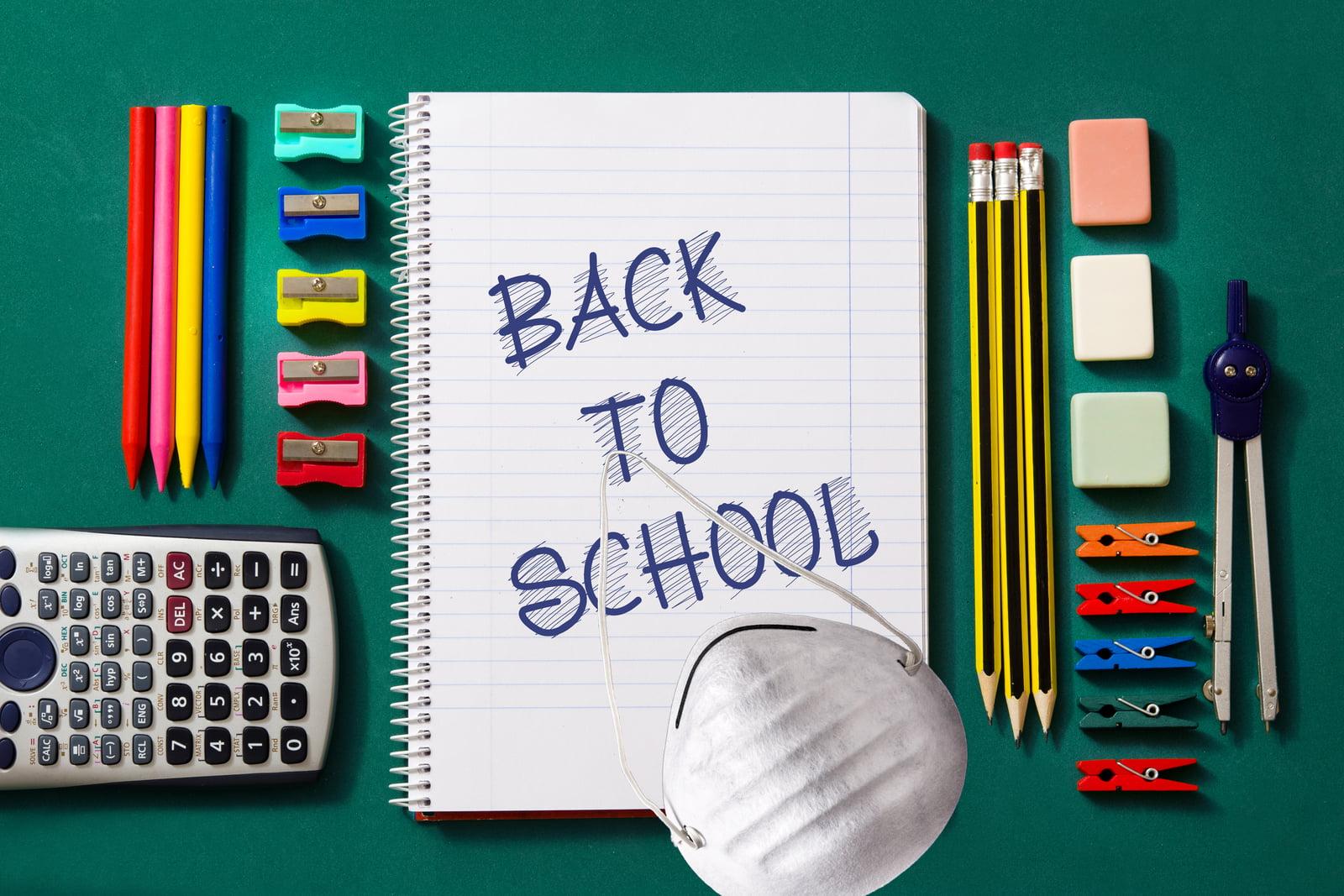 Okula Dönüş 2020, Covid 19 ile uğraşıyor